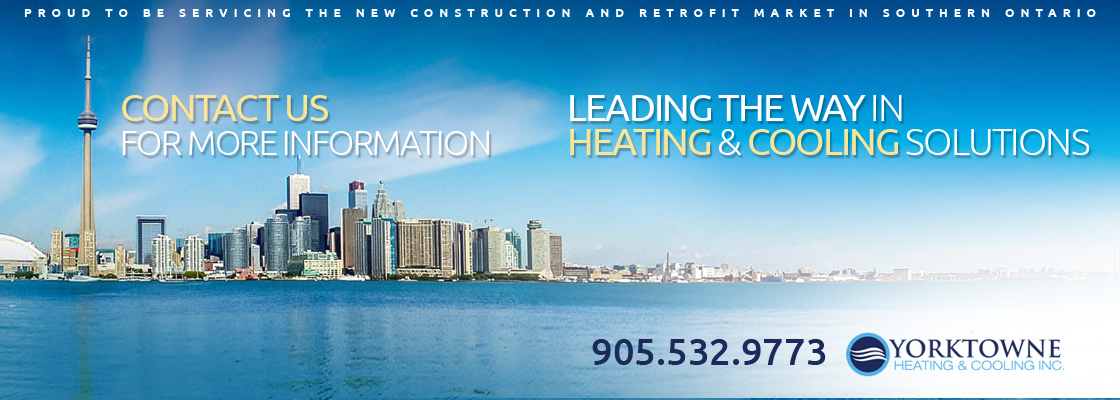 Contact us for more information. Leading the way in Heating and Cooling Solutions.